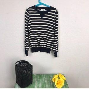 Crew Cuts Girl Sweater Pullover Striped Sz 8